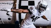 Outer space, monochrome looks and 'Miami Nights' highlight Week 8's best college football uniforms
