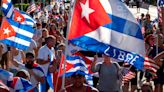 South Florida Caravan To Washington, D.C. in Support of Cuban Protests