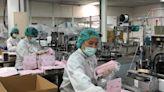 中衛口罩減少外銷9成產量留在台灣