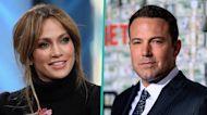 Jennifer Lopez & Ben Affleck Step Out For PDA-Filled Dinner Date (Reports)