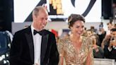 Prince William, Kate join Prince Charles, Camilla for red carpet appearance at 'No Time to Die' premiere