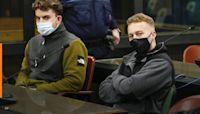 American men await their fate as murder trial nears end in Rome