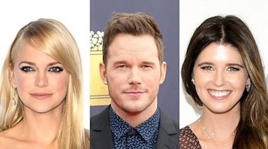 How Anna Faris Congratulated Ex Chris Pratt and Katherine Schwarzenegger After Daughter's Birth