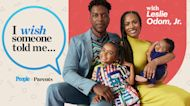 Leslie Odom Jr. & Nicolette Robinson Discuss LIFE LESSONS They've Learned in Parenthood