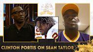 Sean Taylor's jersey retired by Washington Football Team — Clinton Portis explains the impact Taylor had on him I Club Shay Shay