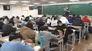 學測成績出爐 數學滿級分者10年新低