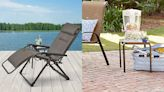 Patio furniture and décor is deeply discounted at Bed Bath & Beyond this 4th of July