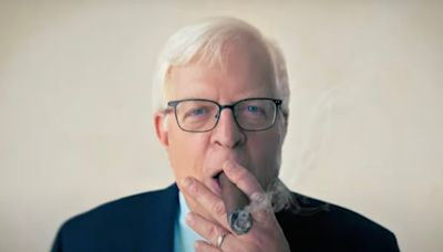 Dennis Prager Announces He Has COVID After Hugging 'Thousands' to Get It