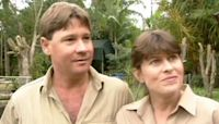 Steve Irwin's Wife Terri Reveals She Sometimes Worries About Him In 2000 Interview