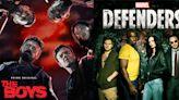 18限美劇《黑袍糾察隊》受歡迎度打敗所有Netflix漫威影集!