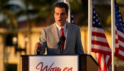You're missing the real point of the latest Matt Gaetz story