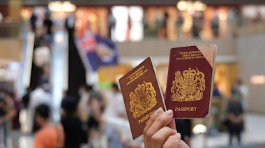 7.20起想移居英國要先獲批BNO VISA|BNO申請步驟、副簽及寄件須知