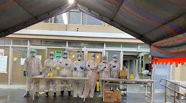 京元電子「移工停止上班」首日 高風險800人強制移入檢疫所