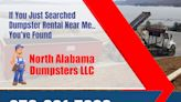 North Alabama Dumpsters Is Offering Dumpster Rental Services In Boaz, AL