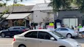 Video: Violent anti-vaxxers protest restaurant's vaccination policy, spread COVID conspiracies