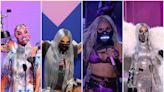 超狂!女神卡卡「戴口罩唱跳」照樣炸裂舞台 網驚嘆:都不會喘嗎