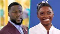 Kevin Hart Fiercely Defends Simone Biles After Tokyo Olympics Withdrawal