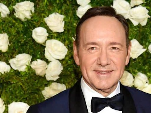 Kevin Spacey returns to work with role in Italian film after sexual misconduct accusations
