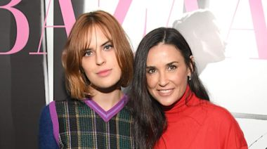 Tallulah Willis Says She Is 'Becoming' Her Mom Demi Moore as She Grows Older: I 'Draw from Her'