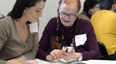 Teens' tech tutoring keeps seniors connected during social distancing