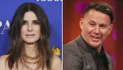 Channing Tatum in Final Talks to Join Sandra Bullock in 'The Lost City of D' (EXCLUSIVE)