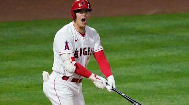 大谷翔平超高壞球照扛全壘打 張育成代打遭三振 - MLB - 棒球 | 運動視界 Sports Vision