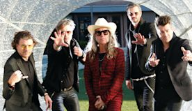 Will Turpin of Collective Soul's COVID-19 Playlist
