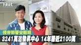 視帝郭晉安姐姐3241萬沽駿昇中心 14年賺近2100萬 - 香港經濟日報 - 地產站 - 工商舖車位 - 工廈