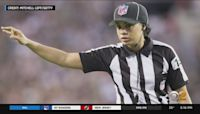 Maia Chaka To Make History As First African-American Female Official In NFL