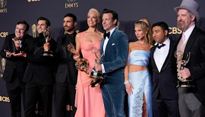 'Ted Lasso,' 'The Crown,' 'The Queen's Gambit' earn night's top prizes at 2021 Emmys