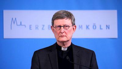 German archbishop to take 'spiritual time-out' after abuse scandal - Vatican