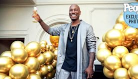 Inside Tyrese Gibson's Private Pajama Birthday Party: 'Best Night Ever'