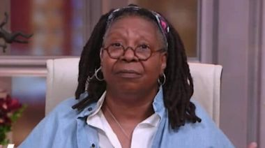 Whoopi Goldberg Blames Trump for Spike in COVID Deaths: 'Blood Is on His Hands' (Video)