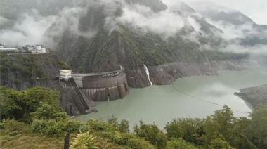 烟花颱風神助攻!德基水庫蓄水率將破50%