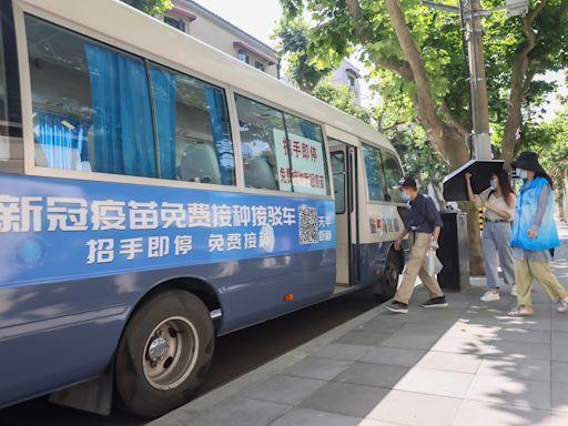 到大陸打疫苗?上海八年級台幹:先算你有多少時間跟金錢