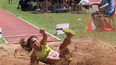 大專陸運會|因傷無緣挑戰MVP 俞雅欣跳遠一跳封后 | 蘋果日報
