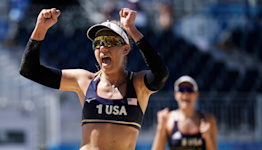 Tokyo Olympics live updates: Beach volleyball 'A Team' kicks off big day for Team USA squads