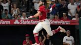 Astros move closer, beat Angels in 12; Ohtani out at plate