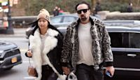 Nicolas Cage, 57, Takes New Wife Riko Shibata, 27, To His Star On Hollywood Walk Of Fame — Pics