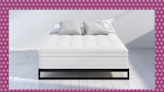 'I woke up with no pain': Amazon's super-comfortable queen-size mattress is on sale for just $292