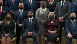 Canada's Trudeau taps activist for climate chief