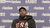 Nets vs Bucks: Nash, Kevin Durant on monster triple-double in Game 5 win vs Bucks | Nets Post Game