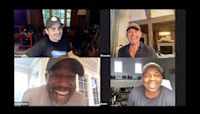 Brad Paisley's new star-studded music video features cameos from Peyton Manning, Tim McGraw and George Stephanopoulos