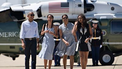 Barack Obama praises his daughters' take on 'cancel culture': They 'don't expect everybody to be perfect'