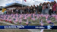 Mukwonago HS 9/11 Tribute