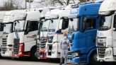With some gas stations closed, Britain vows to solve trucker shortage