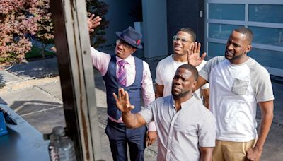'Real Husbands Of Hollywood' Limited Series Revival From Kevin Hart & Jesse Collins Entertainment Ordered By BET+