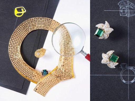 【#mcLuxuryStory】Ingenuity of jewels