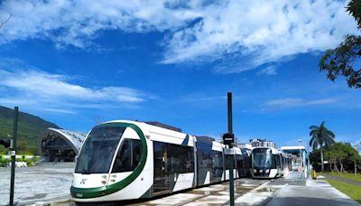 高雄輕軌C17-C20系統整合測試完成 年底通車至C20站