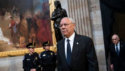 General Colin Powell, the first Black Secretary of State, dead at 84